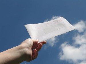 got a letter