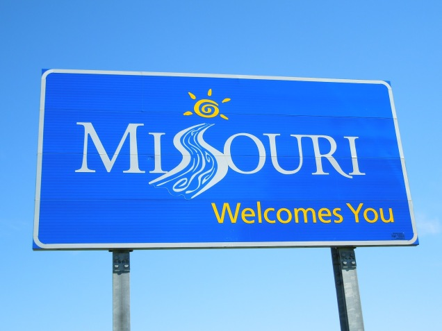 missouri welcomes you